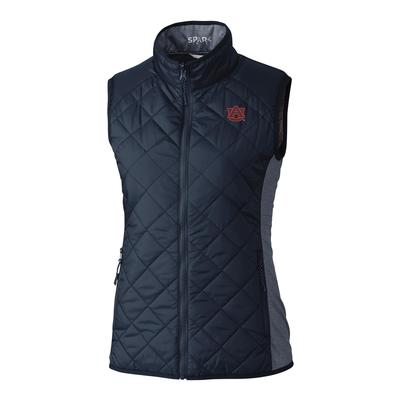 Auburn Cutter & Buck Women's Sandpoint Vest