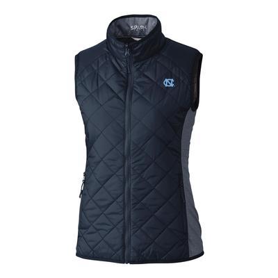 UNC Cutter & Buck Women's Sandpoint Vest