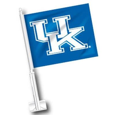 Kentucky UK Logo Car Flag