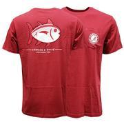 Alabama Southern Tide Short Sleeve Skipjack Logo Tee