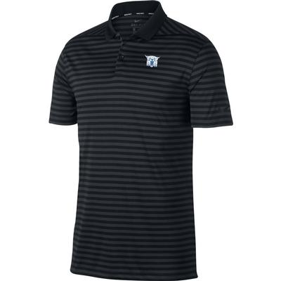 Kentucky Nike Golf Vault Wildcat Dry Victory Stripe Polo