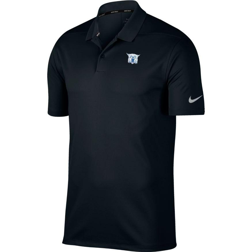 Kentucky Nike Golf Vault Wildcat Dry Victory Solid Polo