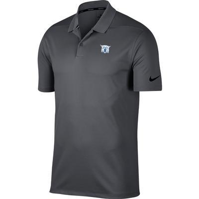 Kentucky Nike Golf Vault Wildcat Dry Victory Solid Polo DK_GREY