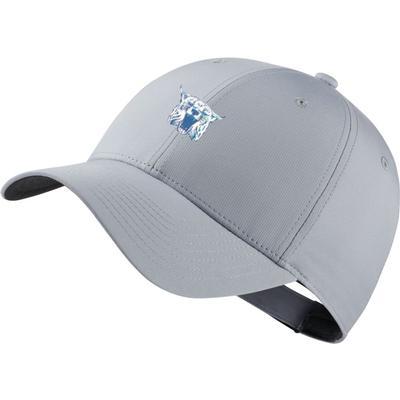 Kentucky Nike Golf Vault Wildcat Dri-Fit Tech Cap WOLF_GREY