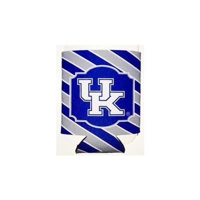 Kentucky Bias Stripe Coozie