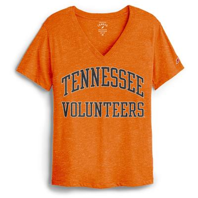 Tennessee League Women's Intramural Boyfriend V-Neck Tee
