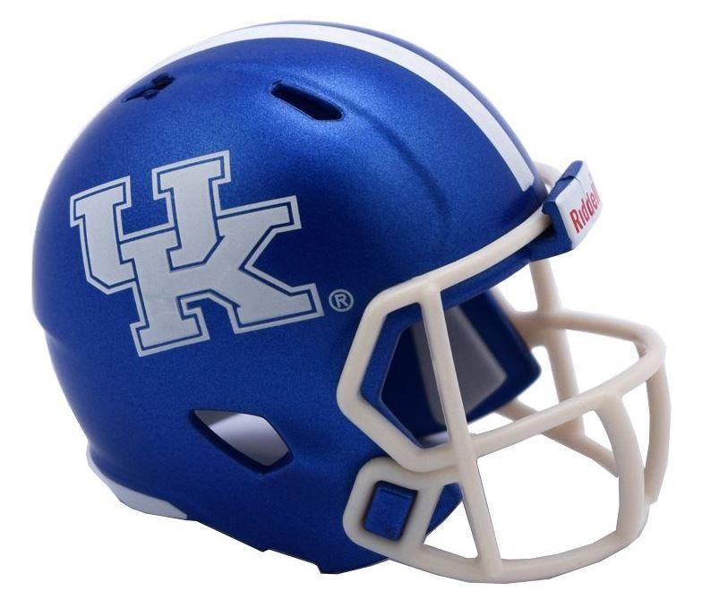 Kentucky Wildcats Riddell Pocket Speed Helmet