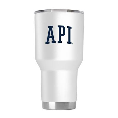 Auburn Gametime Sidekick 30oz API Vault Tumbler With Lid