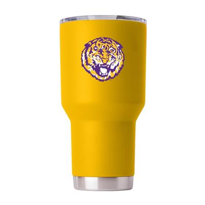 LSU Gametime Sidekick 30oz Vault Logo Tumbler With Lid