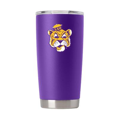 LSU Gametime Sidekick 20oz Retro Logo Vault Tumbler With Lid