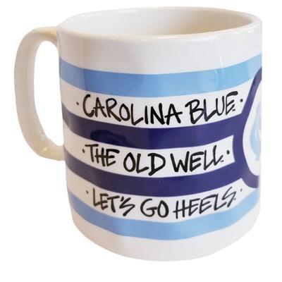 UNC Magnolia Lane Slogan Mug