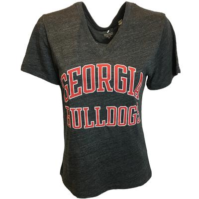 Georgia League Women's Intramural Boyfriend V-Neck Tee