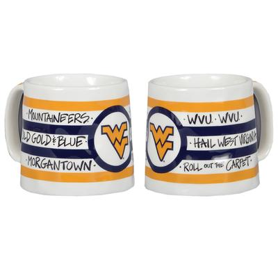 West Virginia Magnolia Lane Slogan Mug