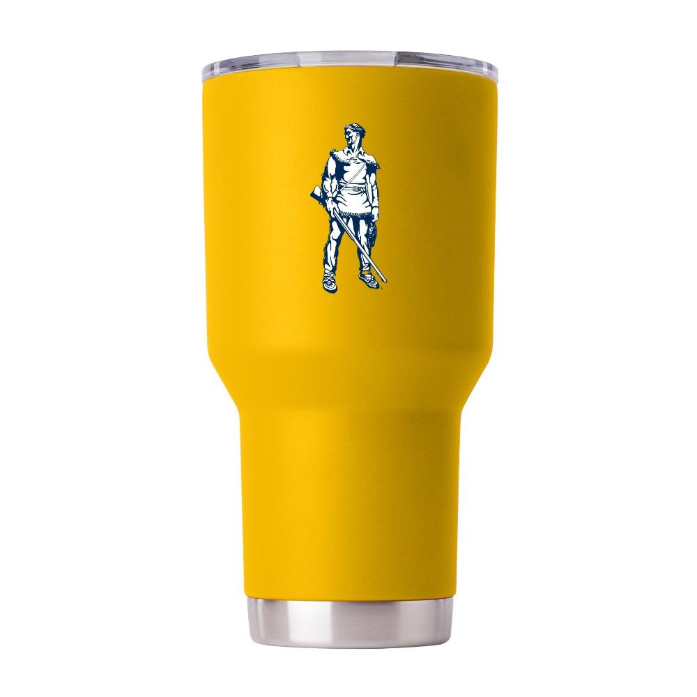 West Virginia Gametime Sidekick 30oz Retro Mountaineer Vault Tumbler With Lid