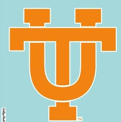 Tennessee Decal Vault UT Logo (4