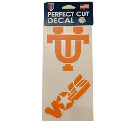 Tennessee 2 Pack Vault Logo Decals