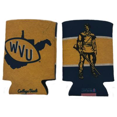 West Virginia Vault Logo Can Coozie