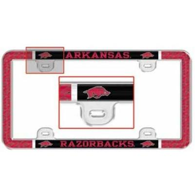 Arkansas Thin Rim License Plate Frame