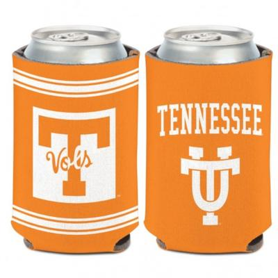 Tennessee Vols Vault Logo Coozie