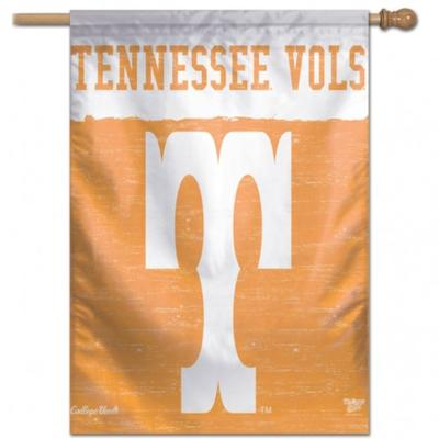 Tennessee Vols Vault Vertical Flag (28