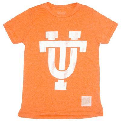 Tennessee Retro Brand Youth Interlock UT Tee