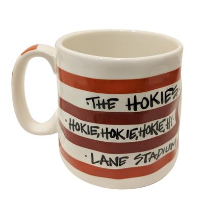 Virginia Tech Magnolia Lane Slogan Mug