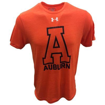 Auburn Under Armour Block A Vault Tee