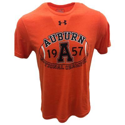 Auburn Under Armour Football Vault Tee