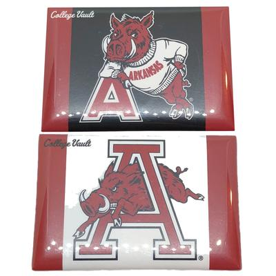 Arkansas Vault Magnet 2-Pack