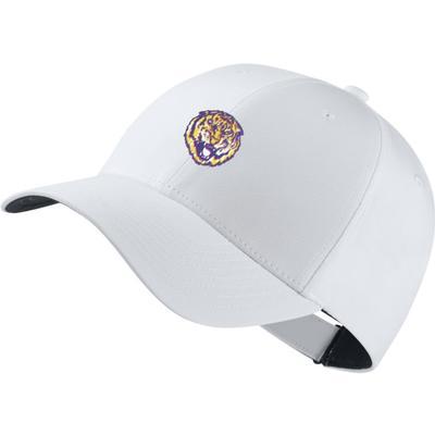 LSU Nike Golf Roaring Tiger Dri-Fit Tech Cap