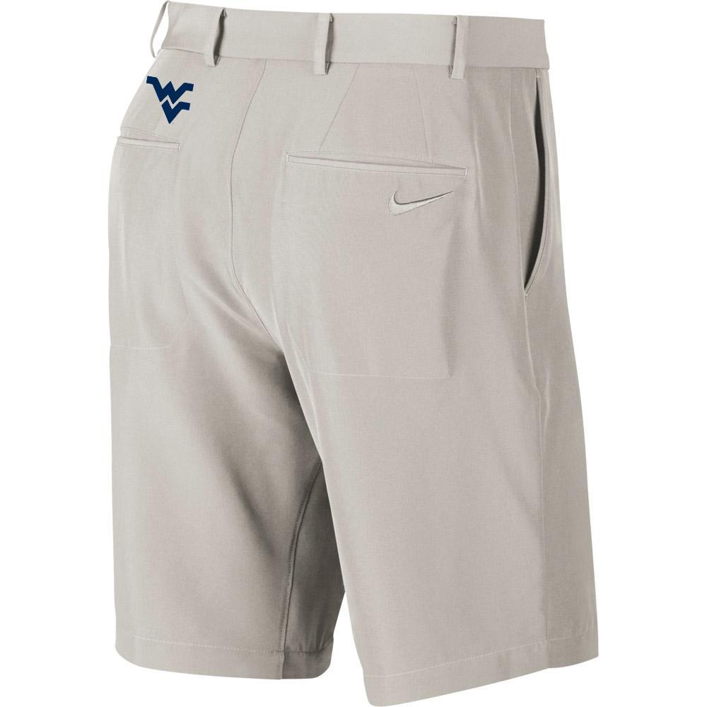West Virginia Nike Golf Hybrid Woven Golf Short