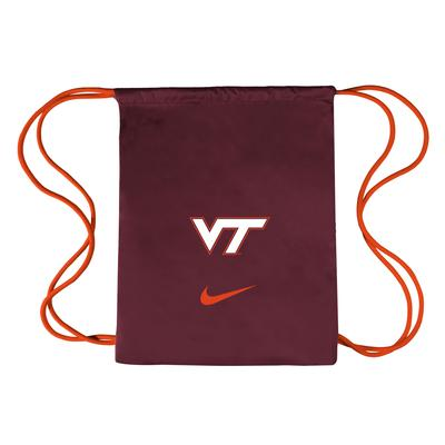 Virginia Tech Nike Vapor Gymsack
