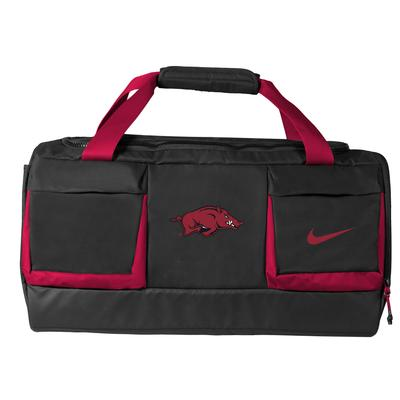 Arkansas Nike Vapor Duffle Bag