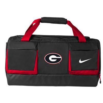 Georgia Nike Vapor Duffel Bag