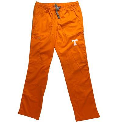 Tennessee Women's Cargo Pocket Straight Leg Scrubs