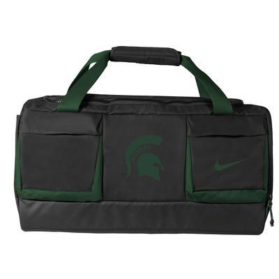Michigan State Nike Vapor Duffle Bag