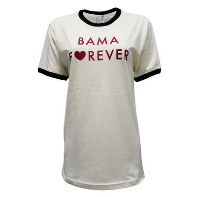 Alabama Kickoff Couture Bama Forever Ringer Tee