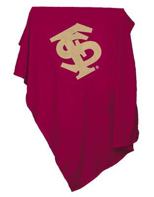 Florida State Sweatshirt Blanket