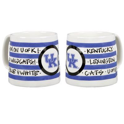 Kentucky Magnolia Lane Slogan Mug