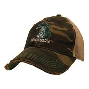 Michigan State Retro Brand Vault Sparty Cap