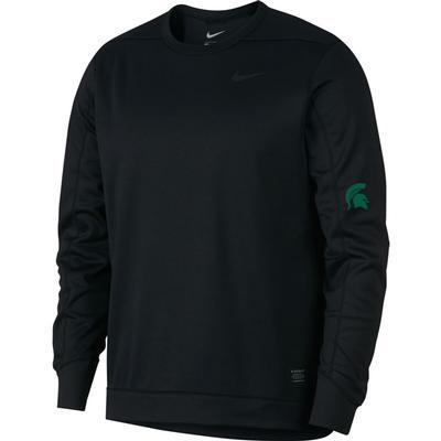 Michigan State Nike Golf Therma Crew Sweater