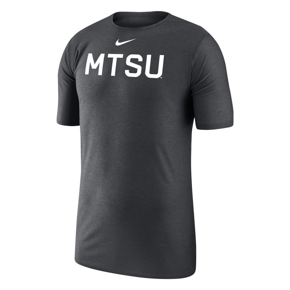 Mtsu Nike Short Sleeve Players Top