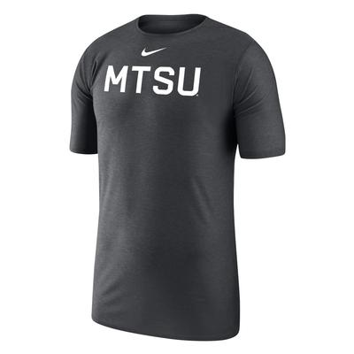 MTSU Nike Short Sleeve Players Top