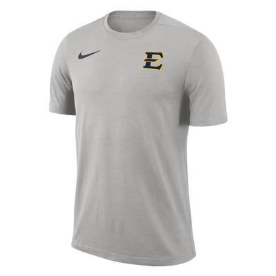 ETSU Nike Short Sleeve Coach Dri-Fit Top