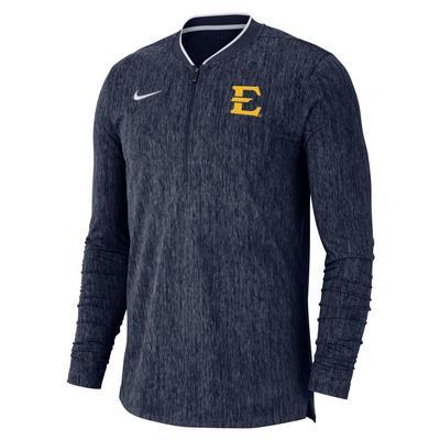 ETSU Nike Coaches 1/2 Zip Pullover