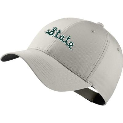 Michigan State Nike Golf Script State Dri-Fit Tech Cap