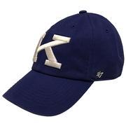 Kentucky 47 K Logo Vault Fitted Hat