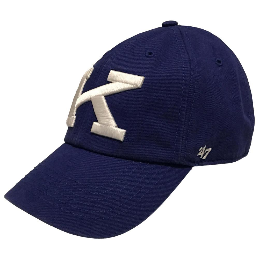 Kentucky 47 K Logo Vault Fitted Hat