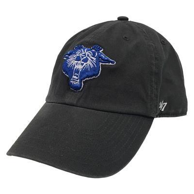 Kentucky 47 Wildcat Logo Vault Fitted Hat