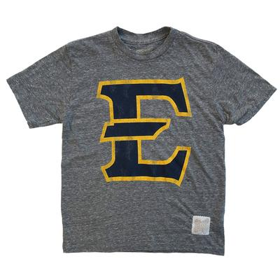 ETSU Youth Retro Brand E State Tee